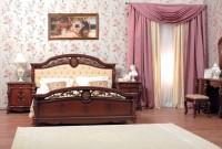 Спальня Afina (Орех с золотом)