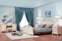 Спальня Afina (Белая с жемчугом)